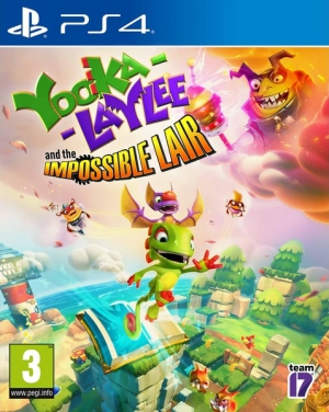 [Pre-order] Yooka Laylee The Impossible Lair (PS4)