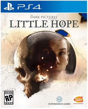 [Pre-order] The Dark Pictures Little Hope (PS4)