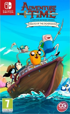 Adventure Time Pirates of the Enchiridion (Switch)