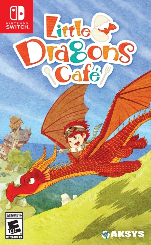 Little Dragons Cafe (Switch)