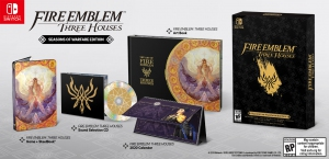 [Pre-order] Fire Emblem: Three Houses Seasons of Warfare Edition (Switch)