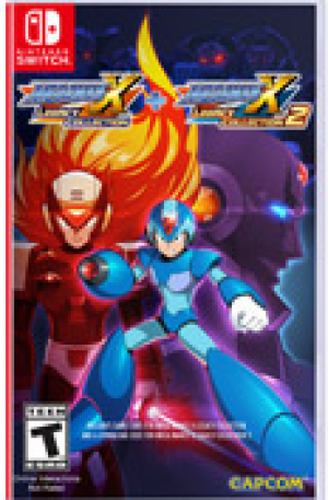 Megaman X Legacy Collection 1+2 (Switch)