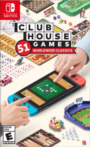 [Pre-order] Clubhouse Game 51 Worldwide Classics (Switch)
