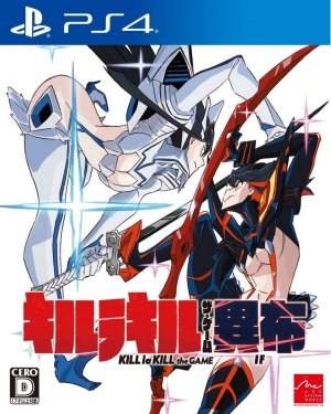 [Pre-order] Kill la Kill - IF (PS4)