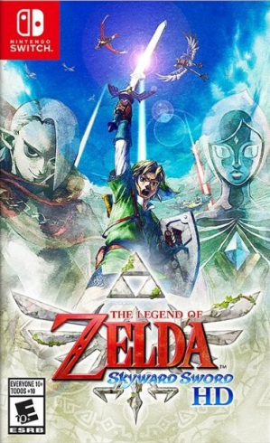 [Pre-order] The Legend of Zelda Skyward Sword HD (Switch)