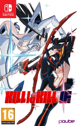 Kill la Kill - IF (Switch)