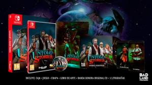 [Pre-order] Lovecraft's Untold Stories Collector Edition (Switch)