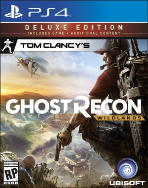 Tom Clancy's Ghost Recon: Wildlands Deluxe Edition (PS4)