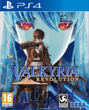 Valkyria Revolution (PS4)
