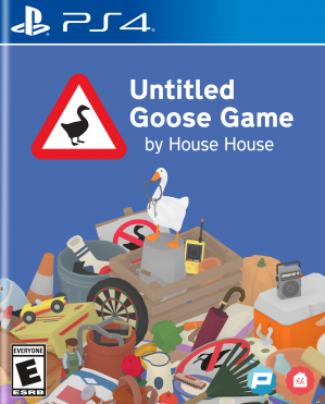 [Pre-order] Untitled Goose Game (PS4)
