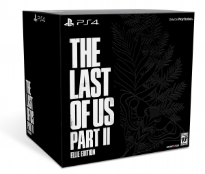 [Pre-order] The Last of Us Part II Ellie Edition (PS4)