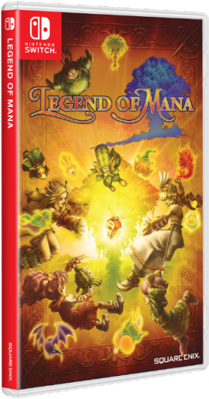 [Pre-order] Legend of Mana (Switch)