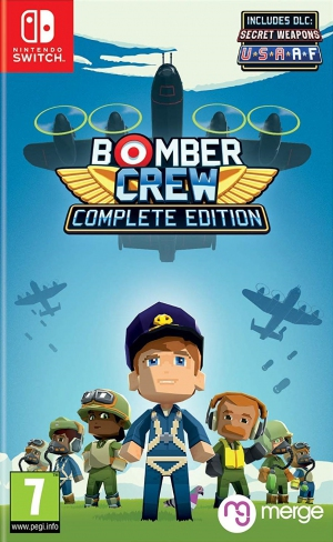 [Pre-order] Bomber Crew Complete Edition (Switch)