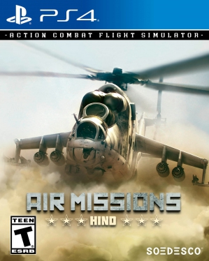 [Pre-order] Air Mission Hind (PS4)