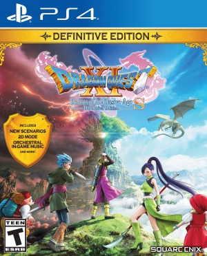 [Pre-order] Dragon Quest XI S Echoes of an Elusive Age Definitive Edition (PS4)