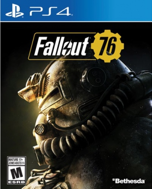 Fallout 76 Standard Edition (PS4)