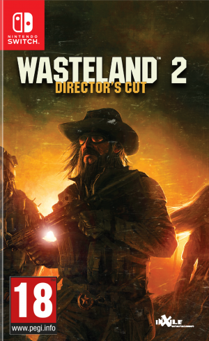 [Pre-order] Wasteland II Directors Cut (Switch)