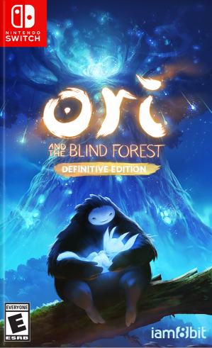 [Pre-order] Ori and the Blind Forest Definitive Edition (Switch)