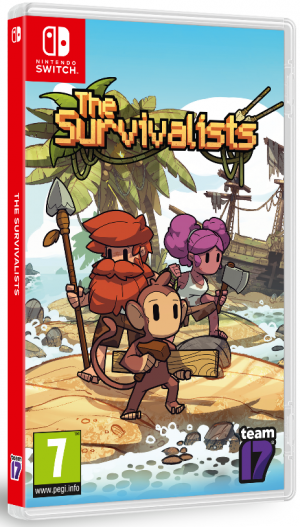 [Pre-order] The Survivalists (Switch)