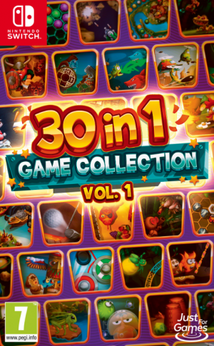 30 in 1 Game Collection Vol.1 (Switch)