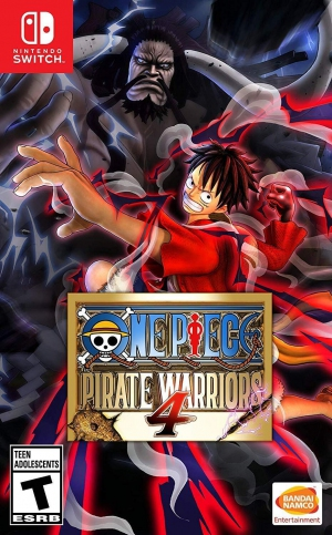 [Pre-order] One Piece: Pirate Warriors 4 (Switch)