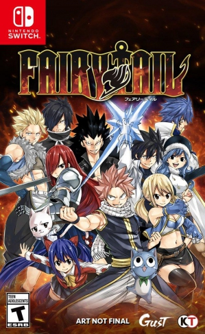 [Pre-order] Fairy Tail (Switch)