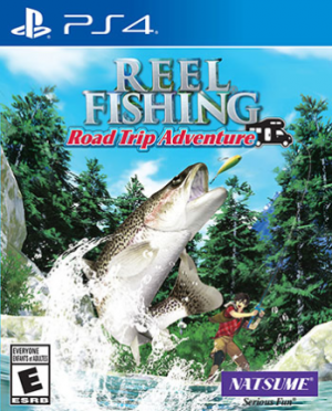 Reel Fishing Road Trip Adventure (PS4)
