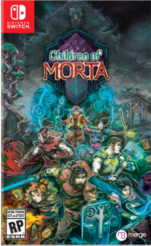 [Pre-order] Children of Morta (Switch)