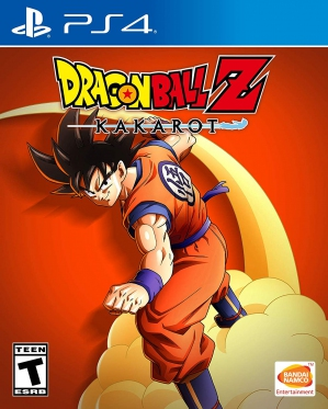 Dragon Ball Z: Kakarot - Deluxe Edition (PS4)