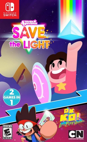 Steven Universe Save the Light & OK K.O.! Let's Play Heroes Combo (Switch)