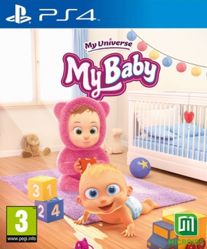 [Pre-order] My Universe: My Baby (PS4)