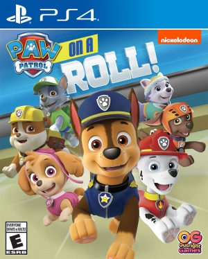 [Pre-order] Paw Patrol: On A Roll (PS4)