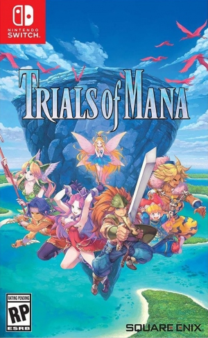 [Pre-order] Trials of Mana (Switch)