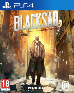[Pre-order] BlackSad: Under the Skin Limited Edition (PS4)