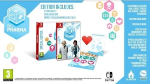 [Pre-order] Big Pharma Special Edition (Switch)