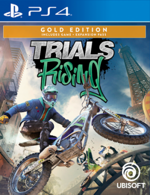 Trials Rising: Gold Edition (PS4)