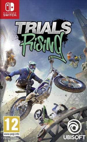 [Pre-order] Trials Rising: Gold Edition (Switch)