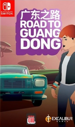 [Pre-order] Road to Guangdong (Switch)