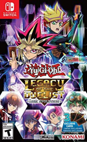 [Pre-order] Yu-Gi-Oh! Legacy of the Duelist: Link Evolution (Switch)