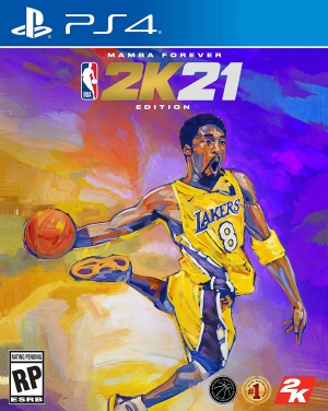 [Pre-order] NBA 2K21 Mamba Forever Edition (PS4)