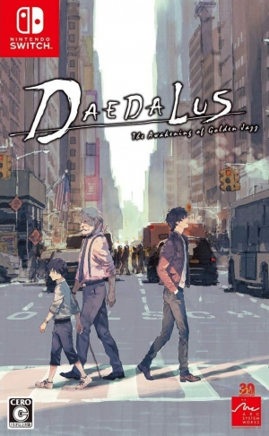 Daedalus the Awakening of Golden Jazz (Switch)