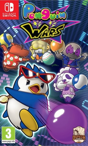 Penguin Wars (Switch)