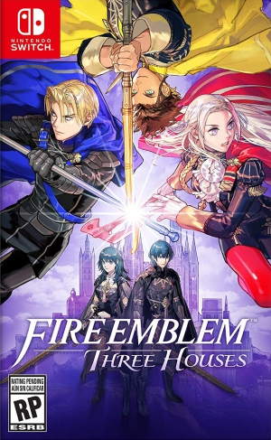 [Pre-order] Fire Emblem Three Houses (Switch)