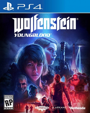 [Pre-order] Wolfenstein: Young Blood (PS4)