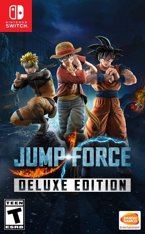 [Pre-order] Jump Force - Deluxe Edition (Switch)
