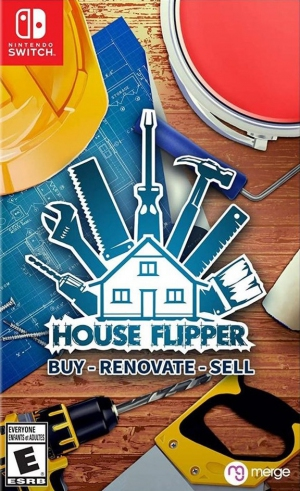 [Pre-order] House Flipper (Switch)