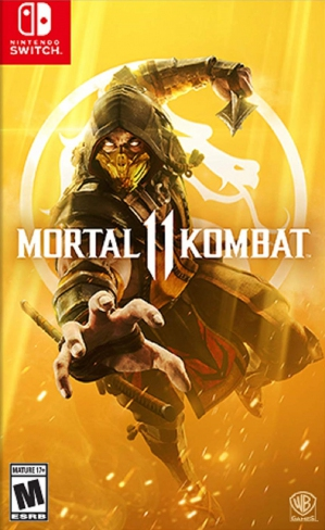 [Pre-order] Mortal Kombat 11 (Switch)