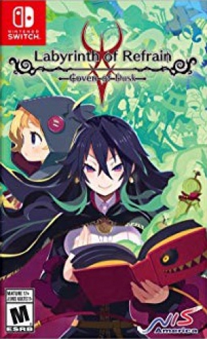Labyrinth of Refrain : Coven of Dusk (Switch)