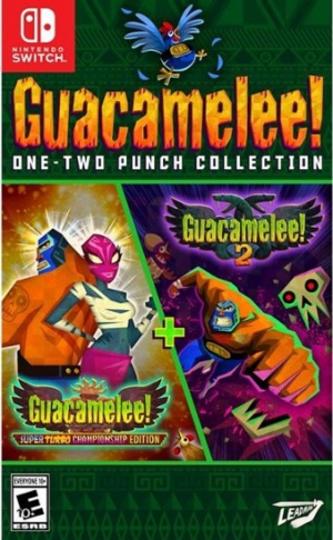 [Pre-order] Guacamelee One Two Punch Collection (Switch)