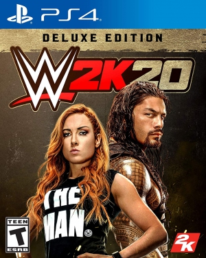 [Pre-order] WWE 2K20 Deluxe Edition (PS4)